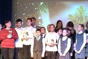 """Детский фестиваль """"Золотая еловая ветвь"""""""